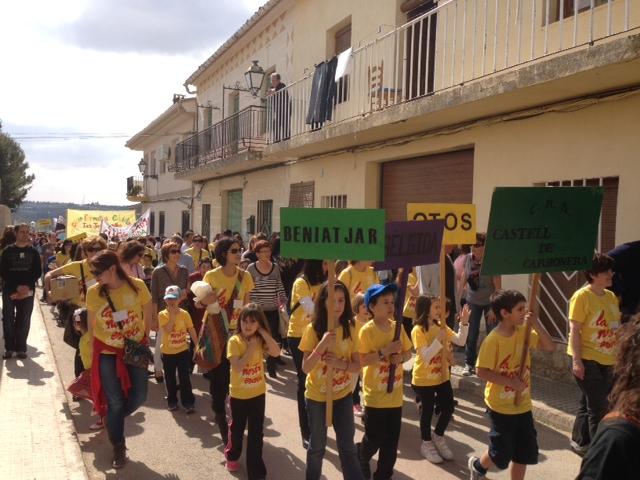 Agullent acollirà el 28 de març la primera Trobada d'Escoles en ... - VilaWeb