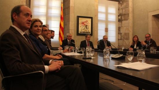 El pressupost d'una Catalunya independent tindria superàvit, segons el CATN