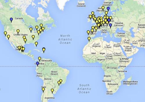 Els assaigs de la V a tot el món - VilaWeb