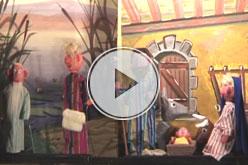 La companyia Sebastià Vergés presenta una versió dels pastorets amb titelles de guant
