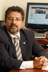 El rector Josep Joan Moreso