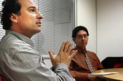 Carles Torner i Oriol Izquierdo