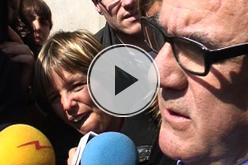 Delgado: 'Ens ha recordat el franquisme'.