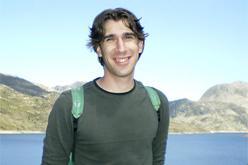 David Planella, coordinador de traduccions d'Ubuntu.