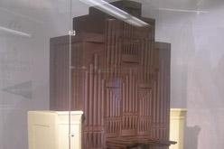 L'orgue de xocolata de Montserrat.