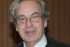 Salvador Giner, actual president de l'IEC
