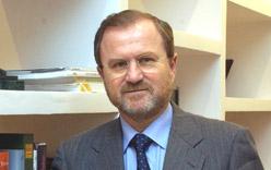 Alejandro Font de Mora, conseller d'Educació.