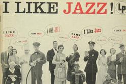 I like jazz! 1955. Columbia