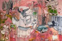Larry Rivers. 'Públic i privat' 1983-84