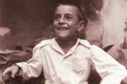 Espriu de nen a Arenys. Fotografia cedida per CDESE.