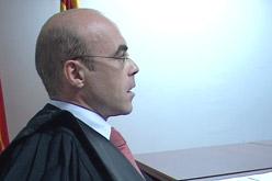 L'advocat de l'estat, Jorge Buxadé.