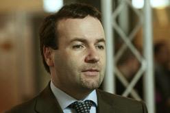 Manfred Weber, vice-president dels populars.