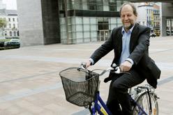 El diputat d'Els Verds, Michael Cramer.