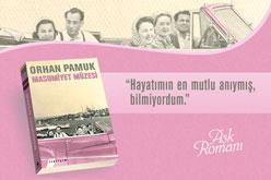 Edició turca de 'El museu de la innocència'