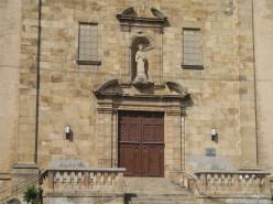 Façana de la Parròquia de Sant Baldiri