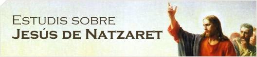 Estudis sobre Jesús de Natzaret