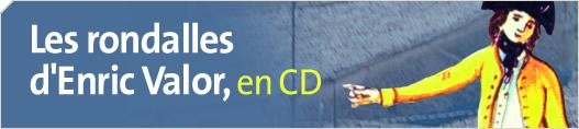 Les rondalles d'Enric Valor, en CD