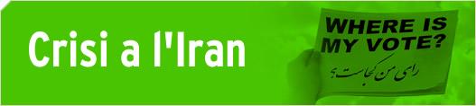 Crisi a l'Iran