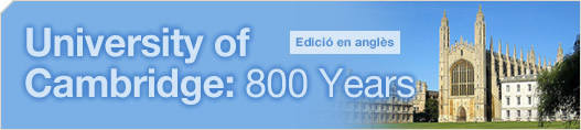 University of Cambridge: 800 Years
