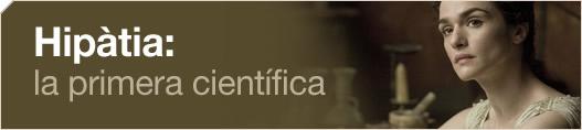 Hipàtia: la primera científica
