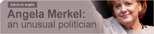 Angela Merkel: an unusual politician