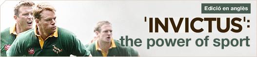 'Invictus': the power of sport
