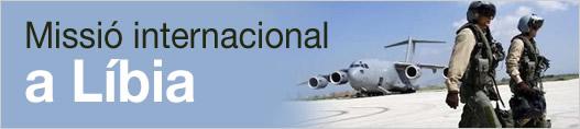 Missió internacional a Líbia