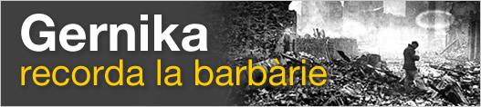 Gernika recorda la barbàrie