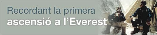 Recordant la primera ascensió a l'Everest