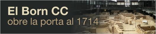El Born obre la porta al 1714