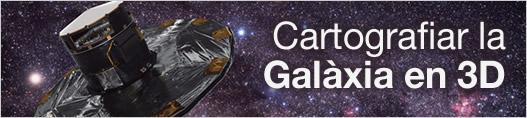 Cartografiar la Galàxia en 3D