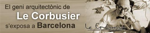 El geni arquitectònic de Le Corbusier s'exposa a Barcelona