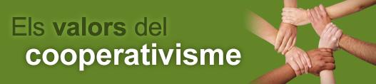 Els valors del cooperativisme