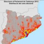 Les eleccions del 25-N, analitzades al detall i sobre el mapa