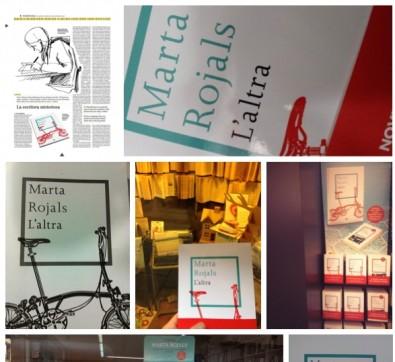Marta Rojals: 'Ens ho han pres tot de les mans'