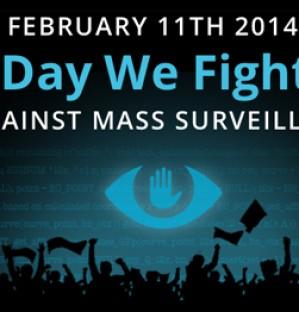 Dia d'acci� mundial contra l'espionatge en massa a internet