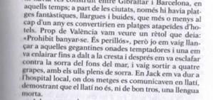 Premi Borni: Doris Lessing sent parlar catal� i es pensa que �s llat�