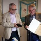 El poeta i assagista Jaume P�rez Montaner guanya el Premi Jaume Fuster