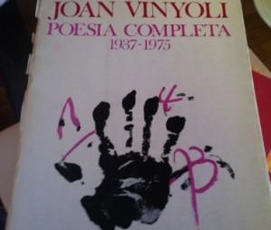 Xavier Folch: 'Vinyoli volia arribar a ser com Shakespeare'