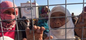 Un blocaire de VilaWeb, en directe des de la frontera amb el Kurdistan siri�