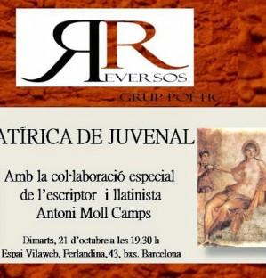 <strong>Poesia sat�rica de Juvenal</strong>