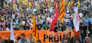 Valencia celebrates its National Day