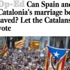 International media chides president Rajoy