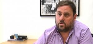 Junqueras: 'Seria molt inquietant que no cridessin ERC al govern i que no hi hagu�s consulta'
