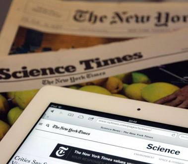 Internet matar� la premsa cient�fica o la salvar�?