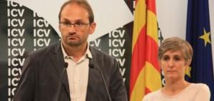 ICV decideix de no mullar-se en la segona part de la pregunta del 9-N
