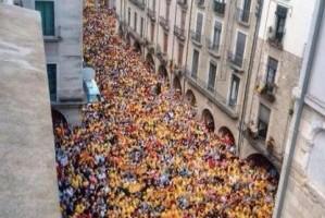 L'independentisme respon al TC omplint les places de Catalunya