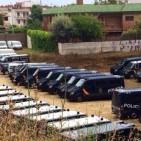 El govern espanyol envia ara unitats d'antiavalots a Catalunya