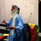 'La soluci� global i definitiva �s la independ�ncia de la rep�blica de l'Azawad'