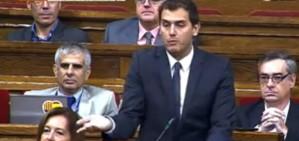 PP i C's comencen amb brega pel 9-N el ple del parlament